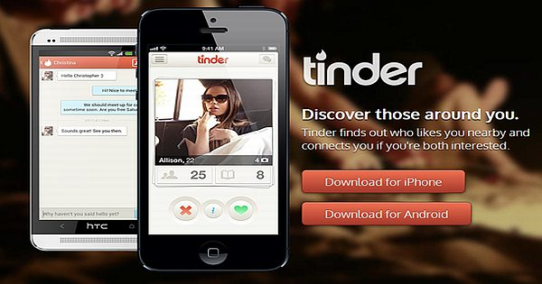 Features of Tinder App