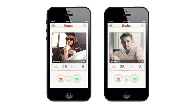 Tinder for iPhone